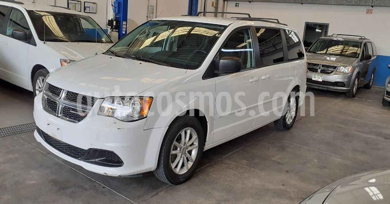 Dodge Grand Caravan SXT+ usado (2017) color Blanco precio $264,900