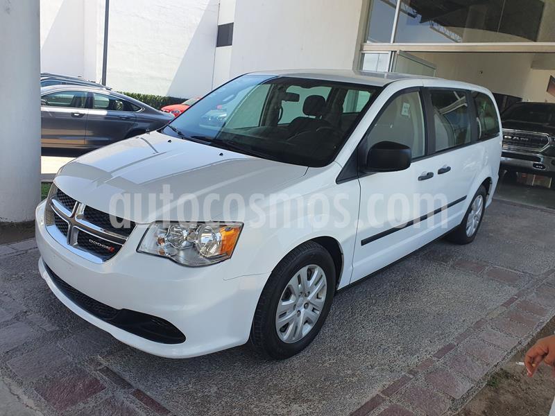 Dodge Grand Caravan SE usado (2017) color Blanco precio $290,000