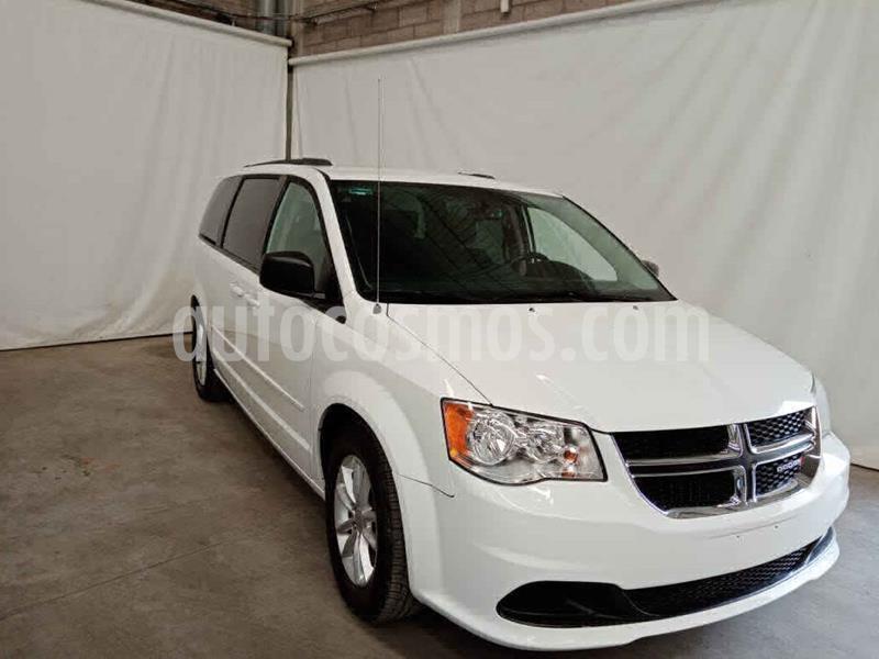 Dodge Grand Caravan SXT+ usado (2017) color Blanco precio $239,900