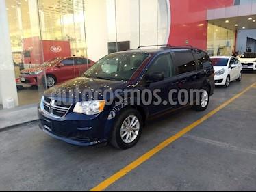 Dodge Grand Caravan SXT+ usado (2017) color Azul precio $324,900