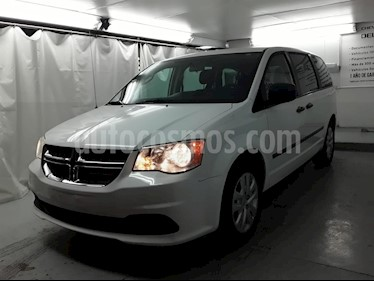 Dodge Grand Caravan SE usado (2017) color Plata Martillado precio $219,000