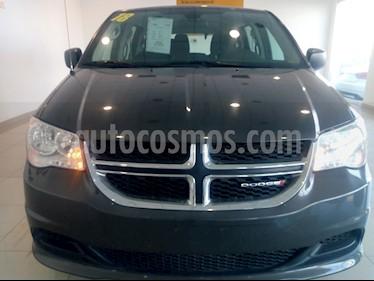Dodge Grand Caravan SE usado (2018) color Gris precio $280,000