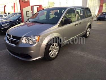 Dodge Grand Caravan SE usado (2018) color Plata precio $268,000
