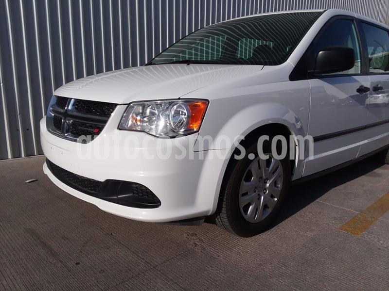 Dodge Grand Caravan SE usado (2017) color Blanco precio $210,000