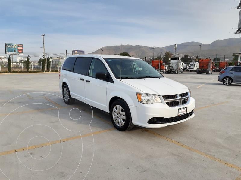 Foto Dodge Grand Caravan SE usado (2018) color Blanco precio $289,000