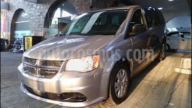 Dodge Grand Caravan 5p SE V6/3.6 Aut usado (2017) color Plata precio $199,900