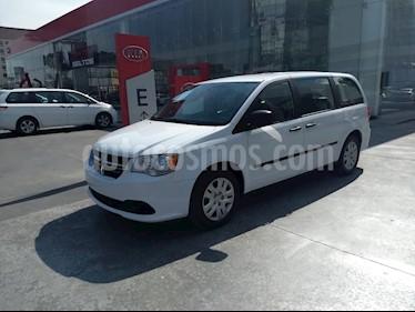 Dodge Grand Caravan SE usado (2017) color Blanco precio $230,000
