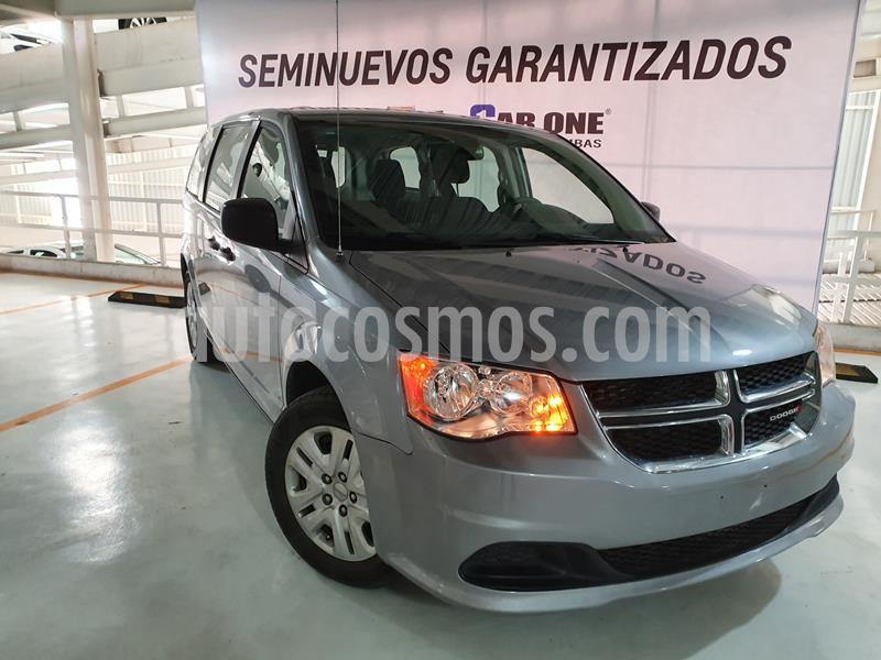 Dodge Grand Caravan SE usado (2018) color Gris precio $299,999
