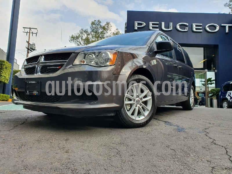 Dodge Grand Caravan SXT+ usado (2017) color Gris precio $323,900