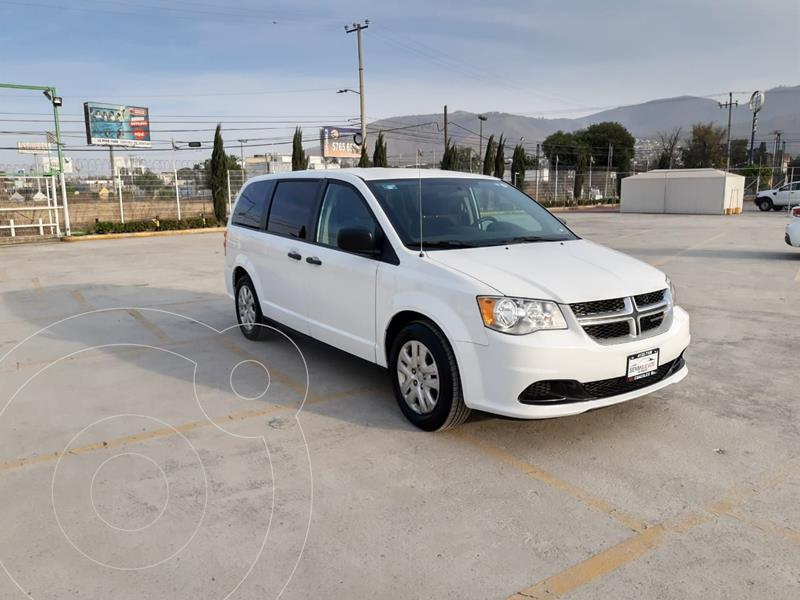 Foto Dodge Grand Caravan SE usado (2018) color Blanco precio $298,000