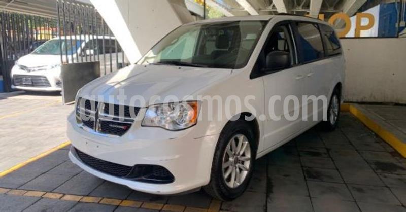 Dodge Grand Caravan SXT+ usado (2017) color Blanco precio $259,900