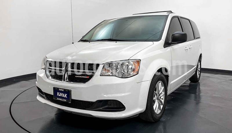Dodge Grand Caravan SXT+ usado (2018) color Blanco precio $372,999