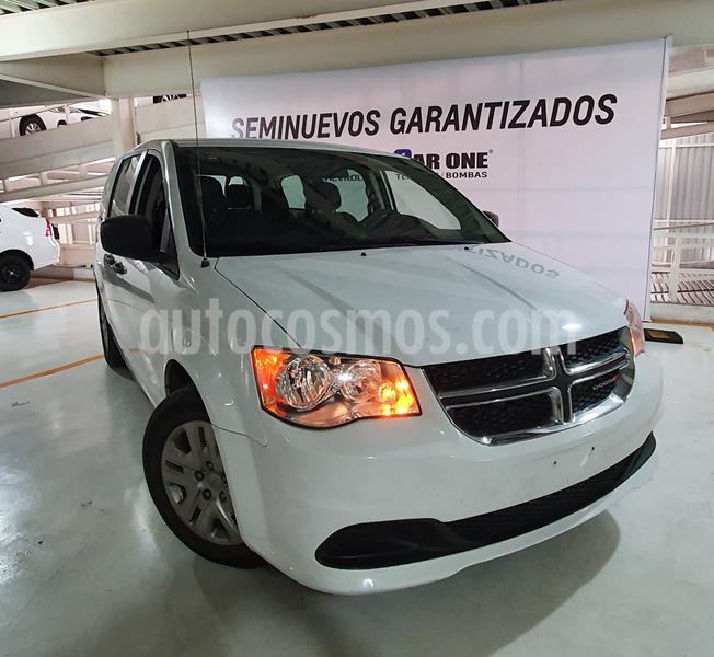 Dodge Grand Caravan SE usado (2018) color Blanco precio $299,999