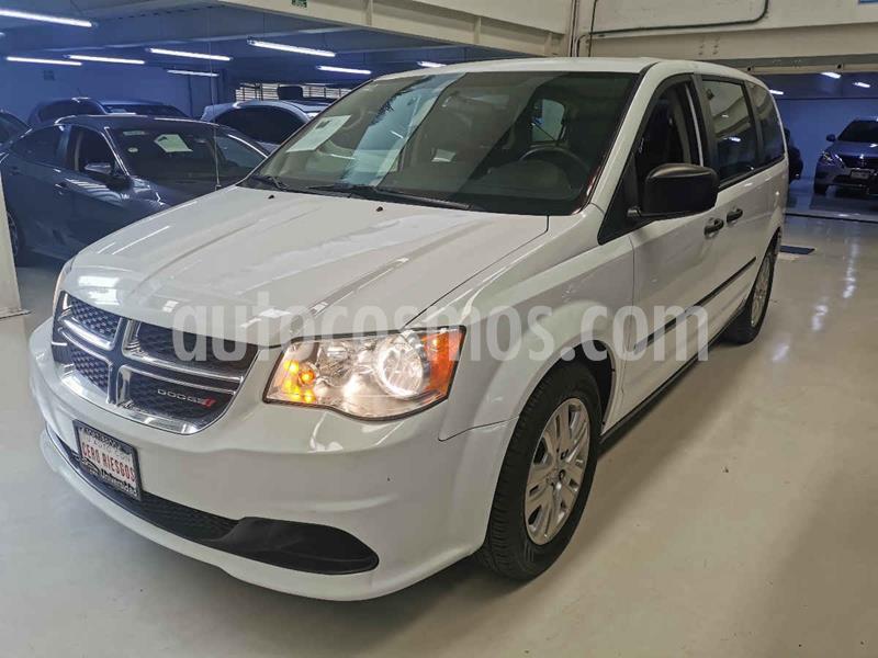 Dodge Grand Caravan SE usado (2017) color Blanco precio $264,100