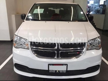 Dodge Grand Caravan 5P SE TA VE DEL. R-17 usado (2017) color Blanco precio $275,500
