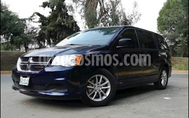 Dodge Grand Caravan SXT+ usado (2017) color Azul precio $359,000
