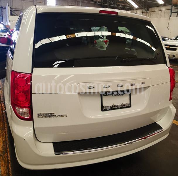 Dodge Grand Caravan SE usado (2017) color Blanco precio $255,000