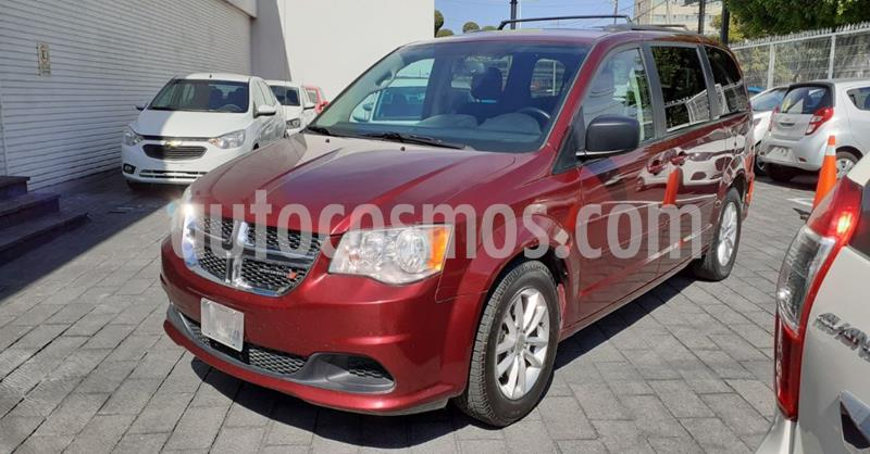 Dodge Grand Caravan SXT+ usado (2017) color Rojo precio $229,900