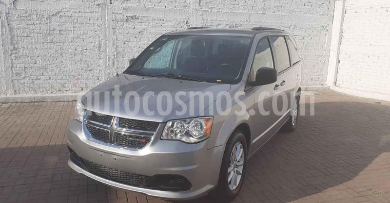 Dodge Grand Caravan 5p SXT V6/3.6 Aut usado (2018) color Gris precio $342,900