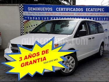 Dodge Grand Caravan SE usado (2019) color Blanco precio $399,000