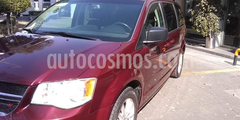 Dodge Grand Caravan SE usado (2017) color Rojo Cobrizo precio $335,000