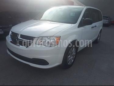 Foto Dodge Grand Caravan SE usado (2018) color Blanco precio $266,000