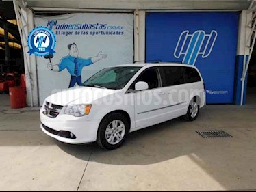 Dodge Grand Caravan 5p SXT Plus V6/3.6 Aut usado (2017) color Blanco precio $190,000