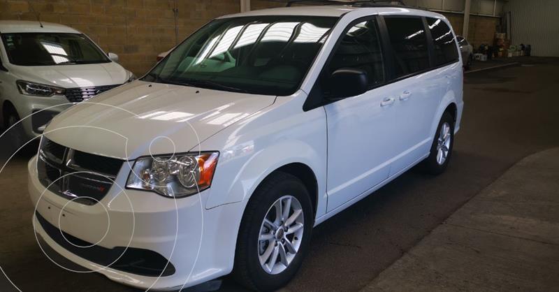 Foto Dodge Grand Caravan SXT+ usado (2018) color Blanco precio $349,900