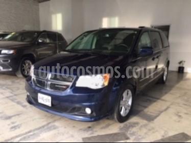 Dodge Grand Caravan SXT+ usado (2017) color Azul precio $420,000