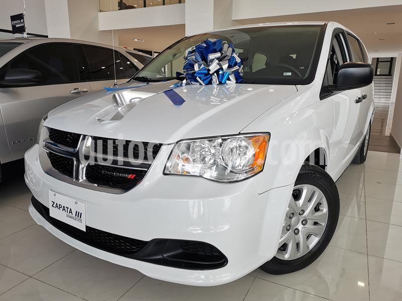 Dodge Grand Caravan SE usado (2018) color Blanco precio $335,000