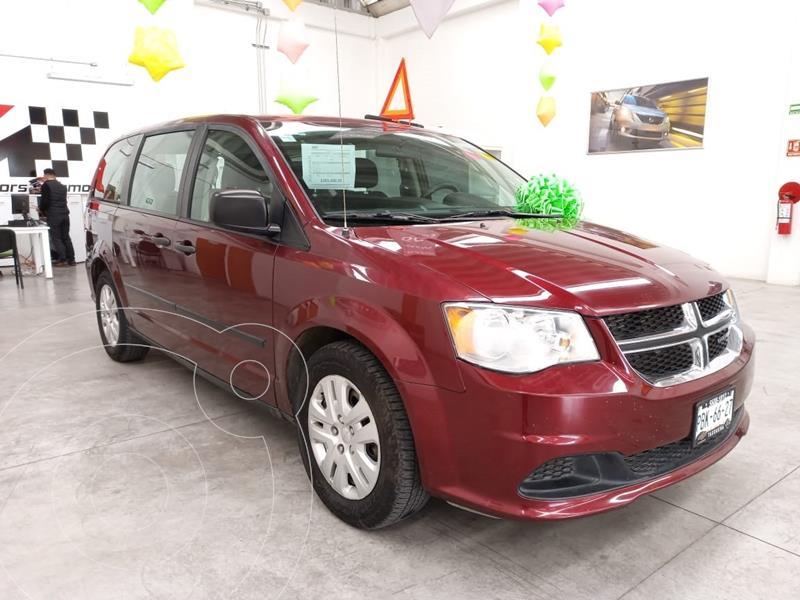 Foto Dodge Grand Caravan SE TA usado (2017) color Rojo precio $285,000