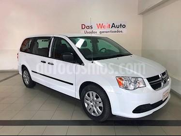 Foto venta Auto Seminuevo Dodge Grand Caravan SE (2017) color Blanco