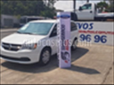 Dodge Grand Caravan SE usado (2017) color Blanco precio $398,000