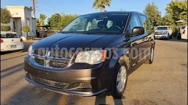 Foto Dodge Grand Caravan SE usado (2017) color Gris precio $214,900