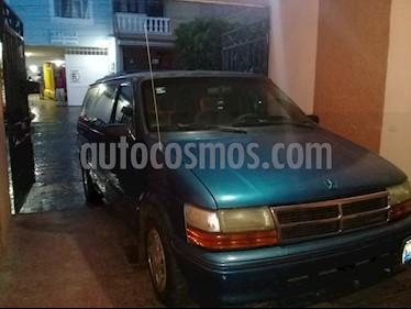 Foto venta Auto usado Dodge Grand Caravan SE (1992) color Azul precio $23,000