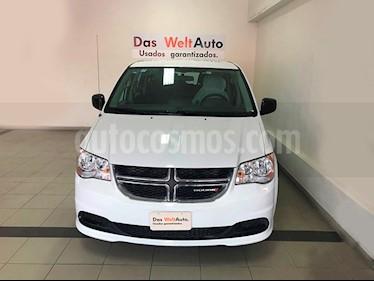 Foto venta Auto usado Dodge Grand Caravan SE (2017) color Blanco precio $329,995