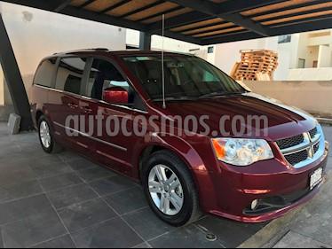 Foto venta Auto usado Dodge Grand Caravan SXT+ (2017) color Rojo Cerezo precio $425,000