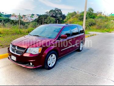 Dodge Grand Caravan SXT+ usado (2017) color Rojo Cerezo precio $355,000