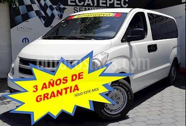 Foto Dodge H-100 2.5L Van Diesel Ventanas usado (2011) color Blanco precio $199,000