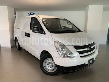 Dodge H-100 5p Van 5vel usado (2013) color Blanco precio $185,000