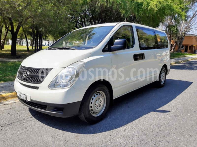 Dodge H-100 2.5L Wagon Diesel usado (2011) color Blanco precio $145,000