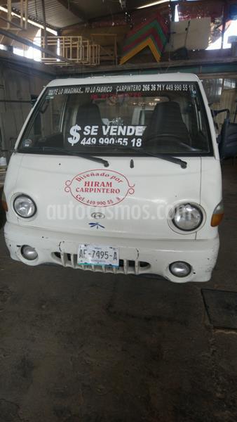 Dodge H-100 2.4L Cabina  usado (2003) color Blanco precio $65,000