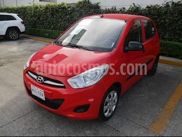 Foto venta Auto Seminuevo Dodge i10 5p GL L4/1.1 Man (2013) color Rojo precio $99,000