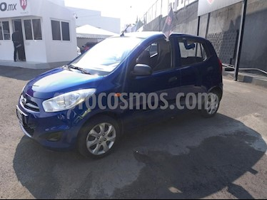 Foto venta Auto Seminuevo Dodge i10 GL Edicion Especial (2014) color Azul precio $97,000