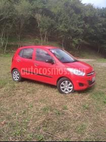 Dodge i10 GL Plus Edicion Especial usado (2013) color Rojo precio $85,000