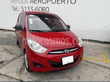 Foto Dodge i10 GL Plus usado (2014) color Rojo precio $99,000