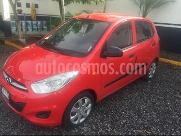 Foto venta Auto usado Dodge i10 GL Plus (2014) color Rojo precio $82,800