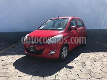 Foto venta Auto Seminuevo Dodge i10 GLS Safety (2013) color Rojo