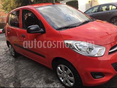 Dodge i10 GL Plus usado (2013) color Rojo precio $79,000