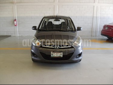 Dodge i10 GL Plus Edicion Especial usado (2014) color Gris Oscuro precio $80,000